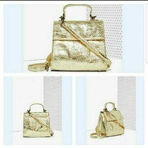 Nila Anthony Nasty Gal Gold Standard Crossbody Bag